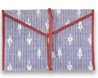 Sale!***Limited offer*** on Fabric Ikat - iPad sleeve Envelope style,ipad case,Tablet cover,Tablet sleeve