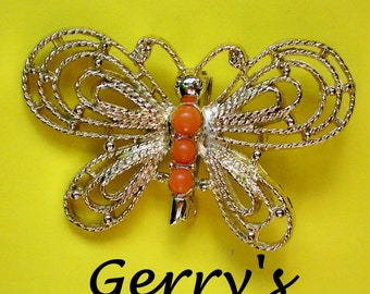 Wire Wing Butterfly by Gerry's - 2825