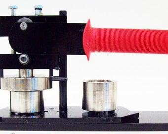 """Tecre Button Making Machine 1"""" - Model #100"""