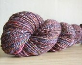 75/25 merino/silk Handspun - Kinder Surprise - JosParadiseOfColour