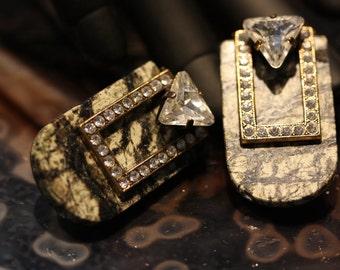 Rare Ermani Bulatti Earrings
