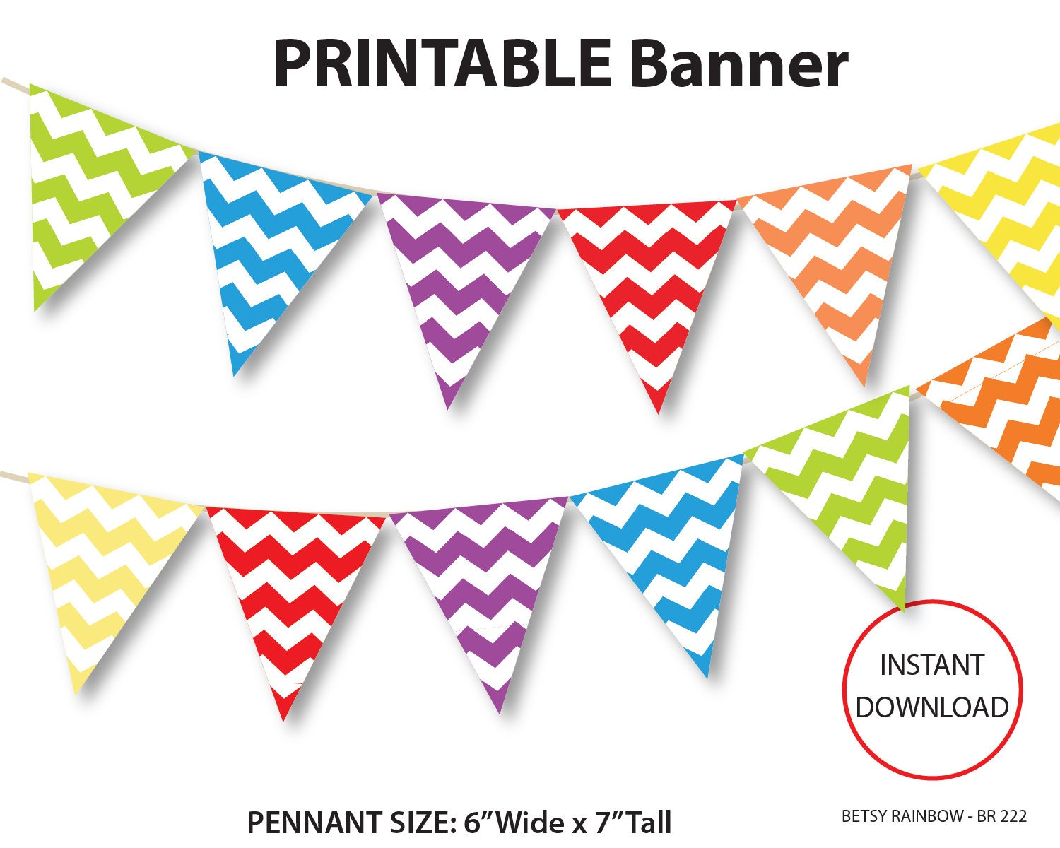 Transformative image with regard to printable birthday banner