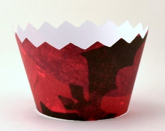 Bat Cupcake Wrappers