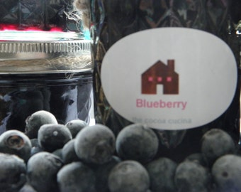 Blueberry Jam from berries grown in Mims, Fl....locally grown