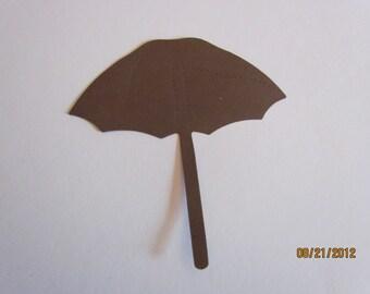 umbrella die cut
