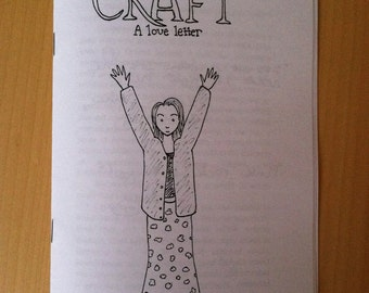 The Craft: A Love Letter / a zine about witchcraft, women, and teenage longing