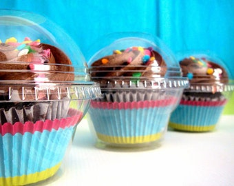 Cupcake Favor Boxes set of 50