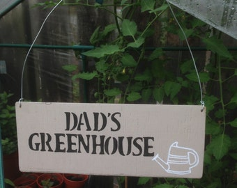 Bespoke Personalised Outdoor Garden/Allotment Wooden Signs