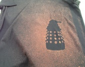 Bleached Doctor Who T-shirt