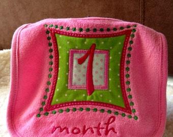 Monthly Bib