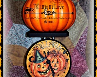 Falling In Love by Martha Smalley email pattern packet