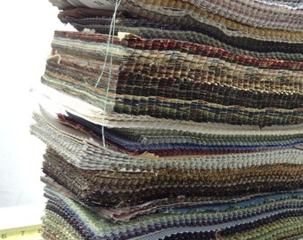 Large Box of Upholstery Samples  SP