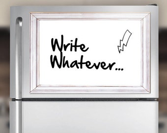 A3 WhiteBoard Magnet Antique design free shipping