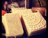 Sweet Orange Organic Oatmeal Soap - Large