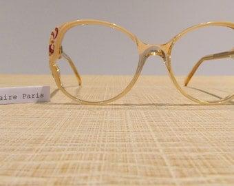 60s marie claire Paris Vintage Specs