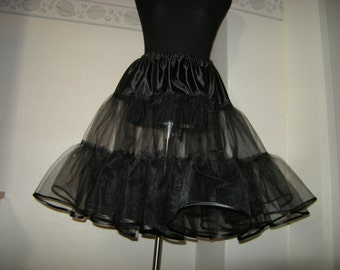 Petticoat 1 layer - light petticoat, petticoat undercoat, under skirt, tulle skirt, tulle petticoat