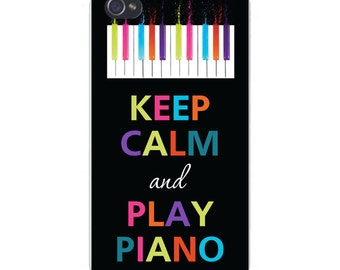 Piano Iphone Case That Plays