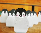 Sticky Note [ Penguin ] 30 sheets / Note pad / Memo pad / 10621876