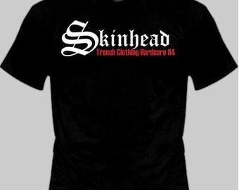 Trench Clothing Skinhead Tee Shirt