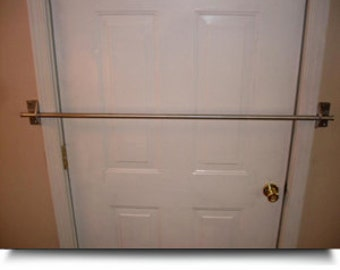 SEE-SAFE Home Security Door Bar Lock
