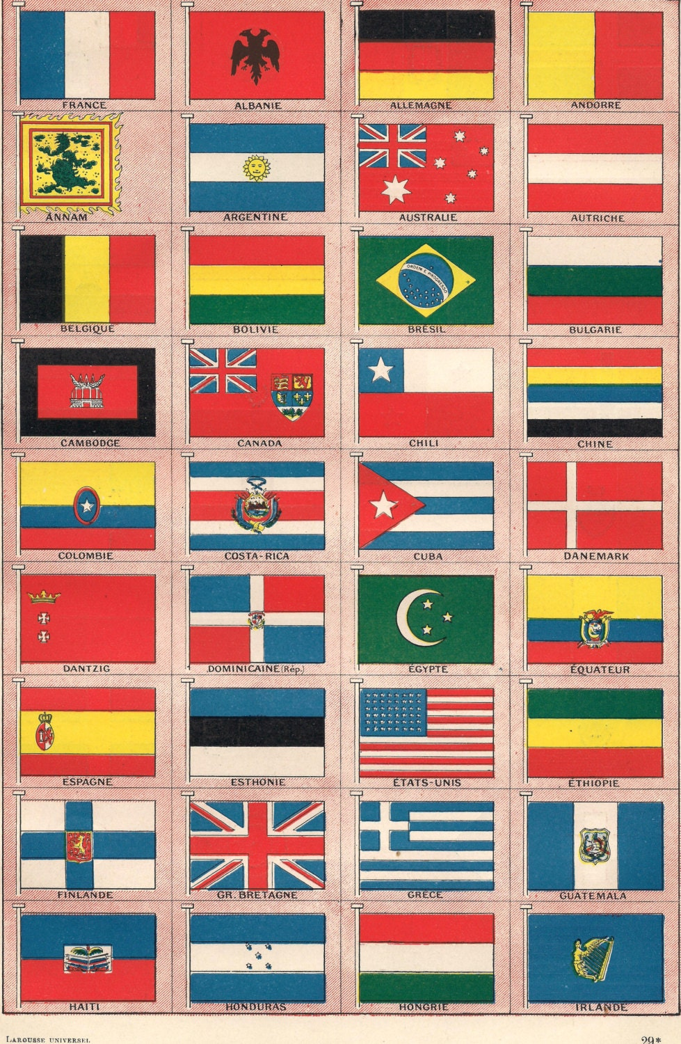 It is a graphic of Old Fashioned Printable French Flag