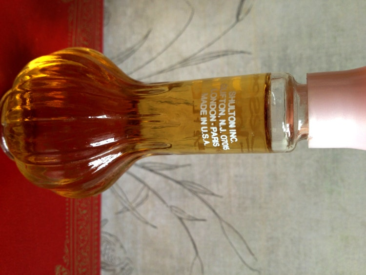 Vintage Shulton Perfume Shulton Desert Flower By Estatebeauty