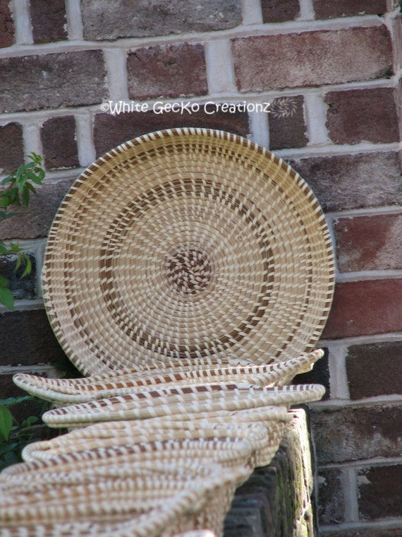 Sweet Grass Baskets at the Old Market Downtown Charleston SC,  Photography