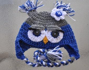 University of Kentucky owl hat