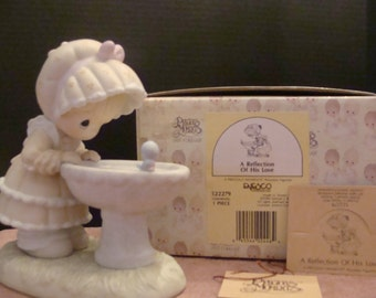 A Reflection of His Love Precious Moments Figurine 522279