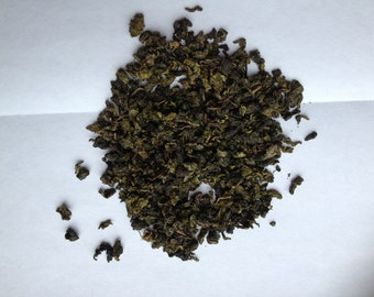 Green Oolong (Three Treasure Oolong)