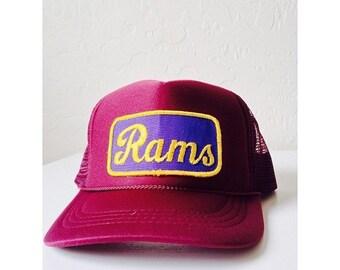 Rams Trucker Hat