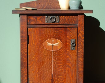 Dragonfly Nightstand