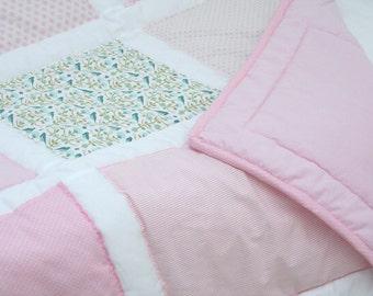 Patchwork blanket - Quilt