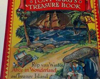 Tony Sar's Treasure Book