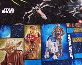 Weighted Sensory Toddler/Small Star Wars Lap Pad 12x18