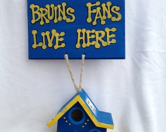 UCLA Bruins Fan House