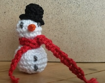 Tiny Snowman (pattern US)