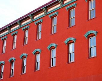 Downtown building, Wilmington, NC