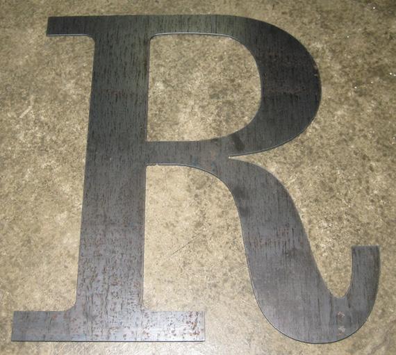 custom individual metal letters by designsbyrh on etsy With individual metal letters