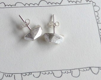 """Earrings """"Small rock"""""""