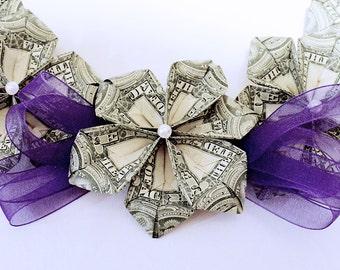 Custom Money Lei