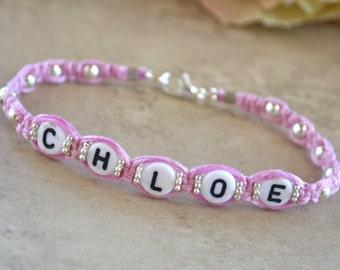 Personalized Friendship Bracelet