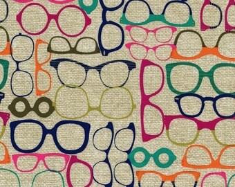 SALE! Mod Girls 20/20 Michael Miller Cotton Fabric