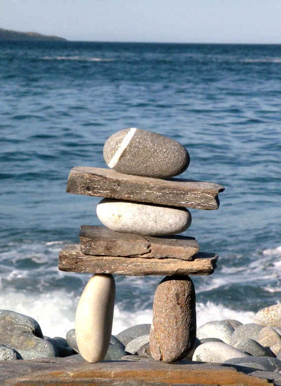 beach hdr stones harmony - photo #23