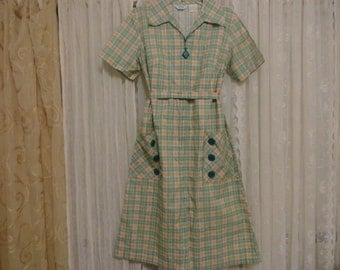 Retro SEARS Dress