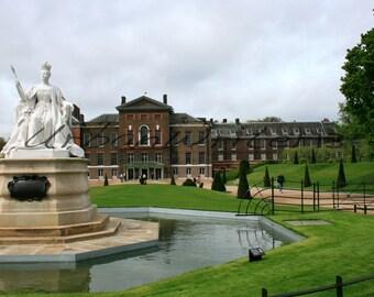 Kensington Palace London England Photograph