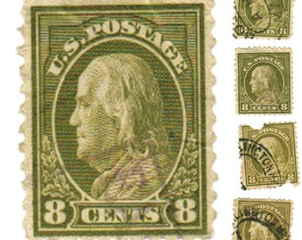 This is a 1912 1914 U.S. Postage Stamp