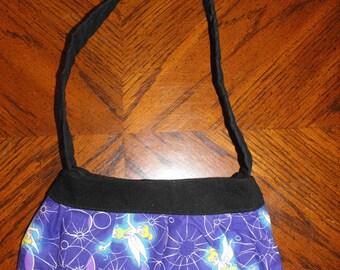 Fairy Print Small Buttercup Bag