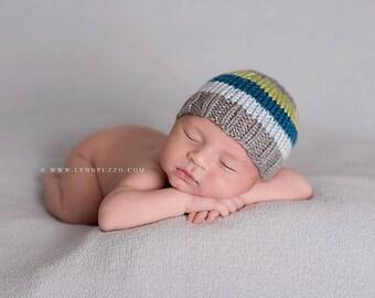 Ezra - Perfect Fit Newborn Beanie