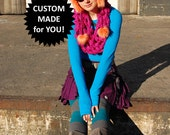 CUSTOM MADE for YOU: Monster Fur Fox Ear Hat